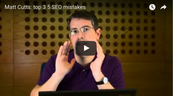 Top 3 – 5 SEO mistakes that people make